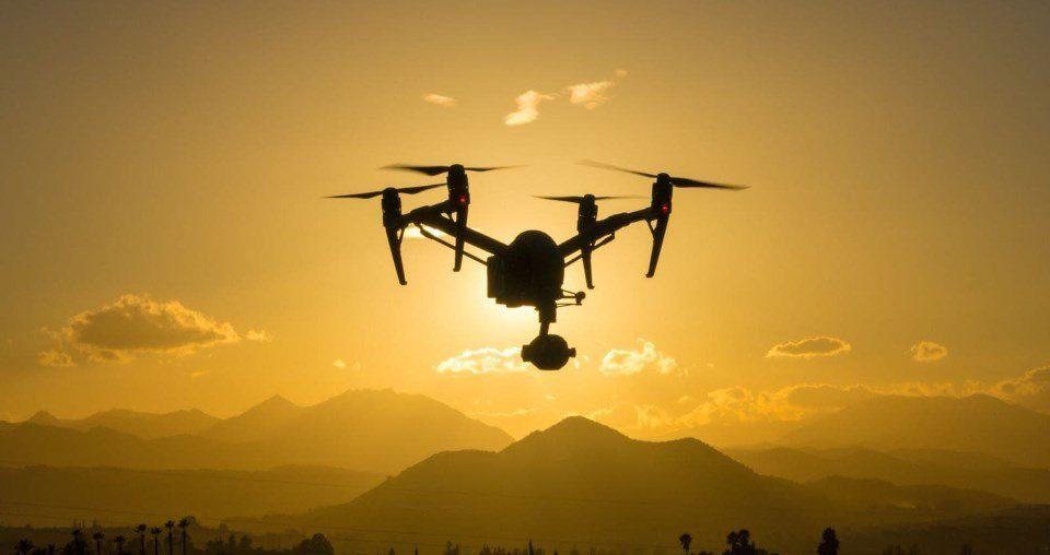 por que ter um drone