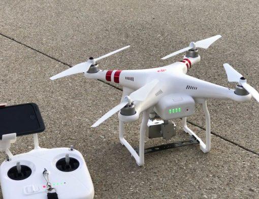 Porque calibrar drone