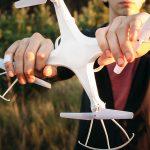 Como pilotar um drone