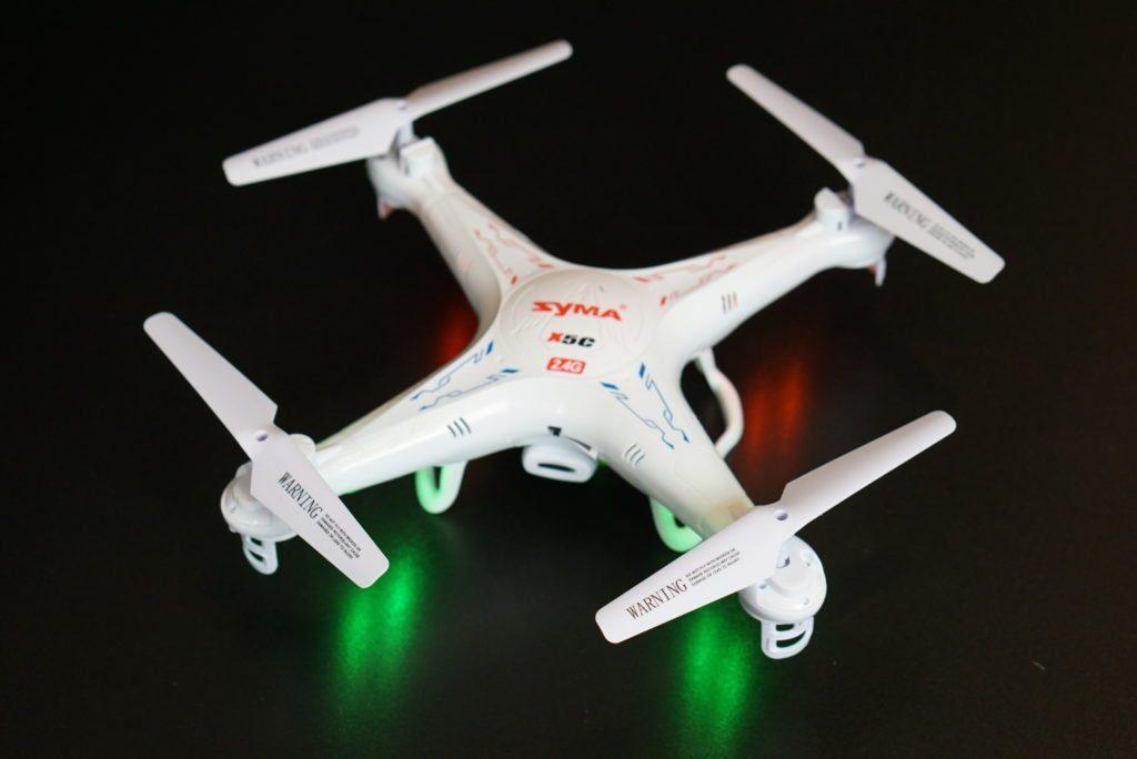Drone mais vendido do Brasil