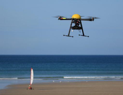 Correr com drones