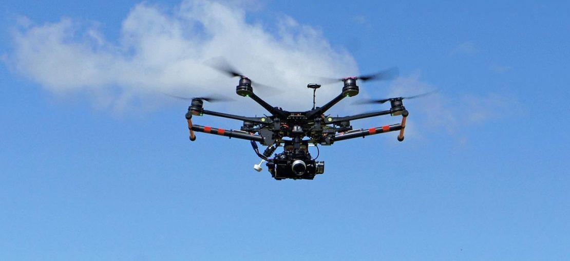 Drones e inteligência artificial