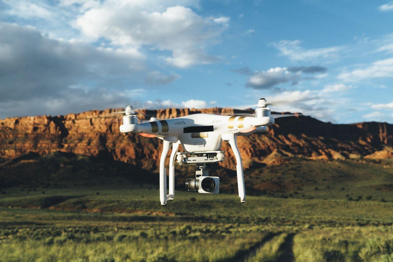 Drones para topografia