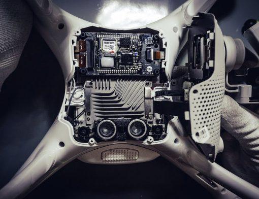 Mercado de manutenção de drones