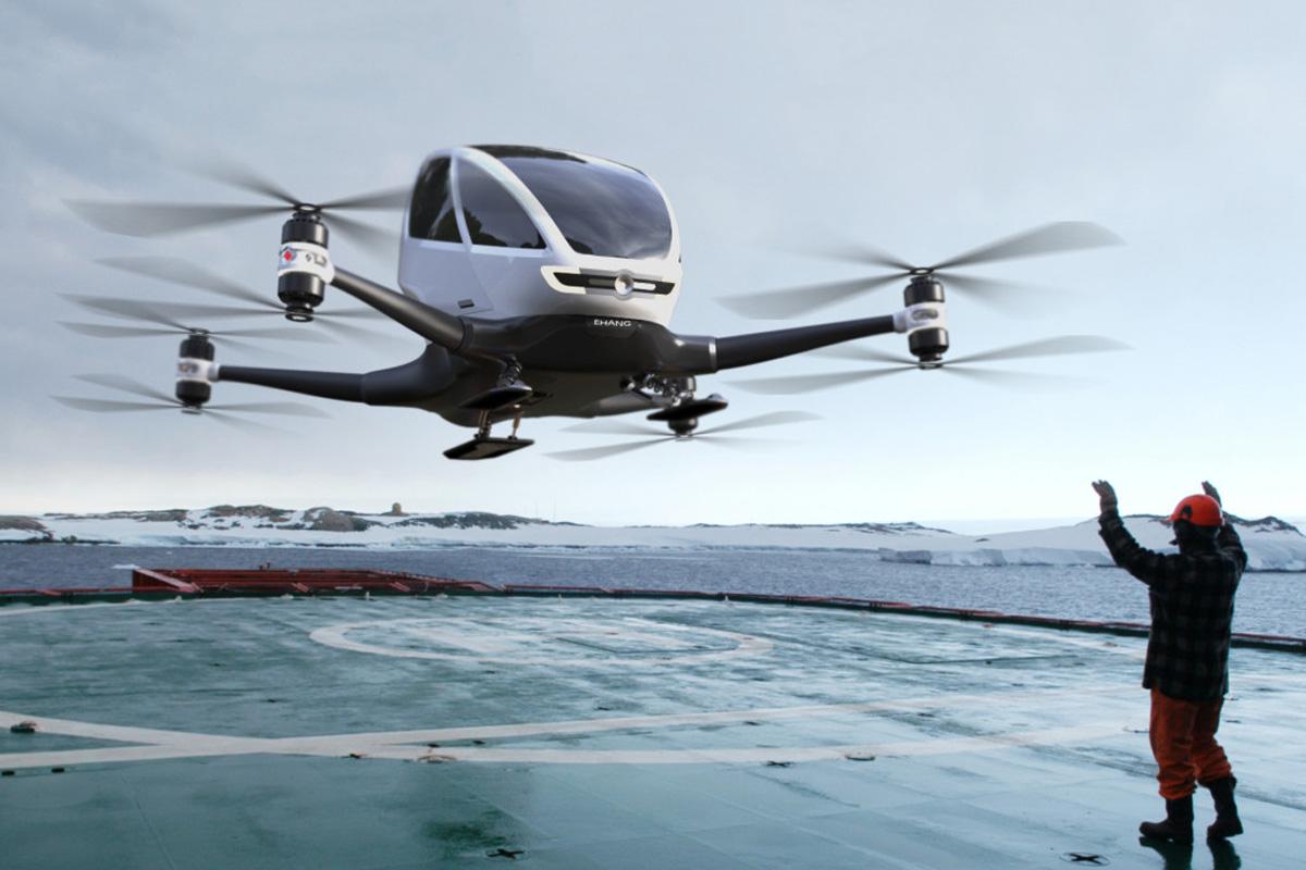 Qual o drone mais caro do mundo