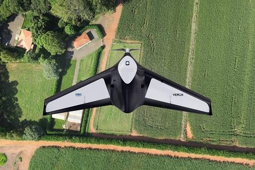 Tipos de drones: asa fixa