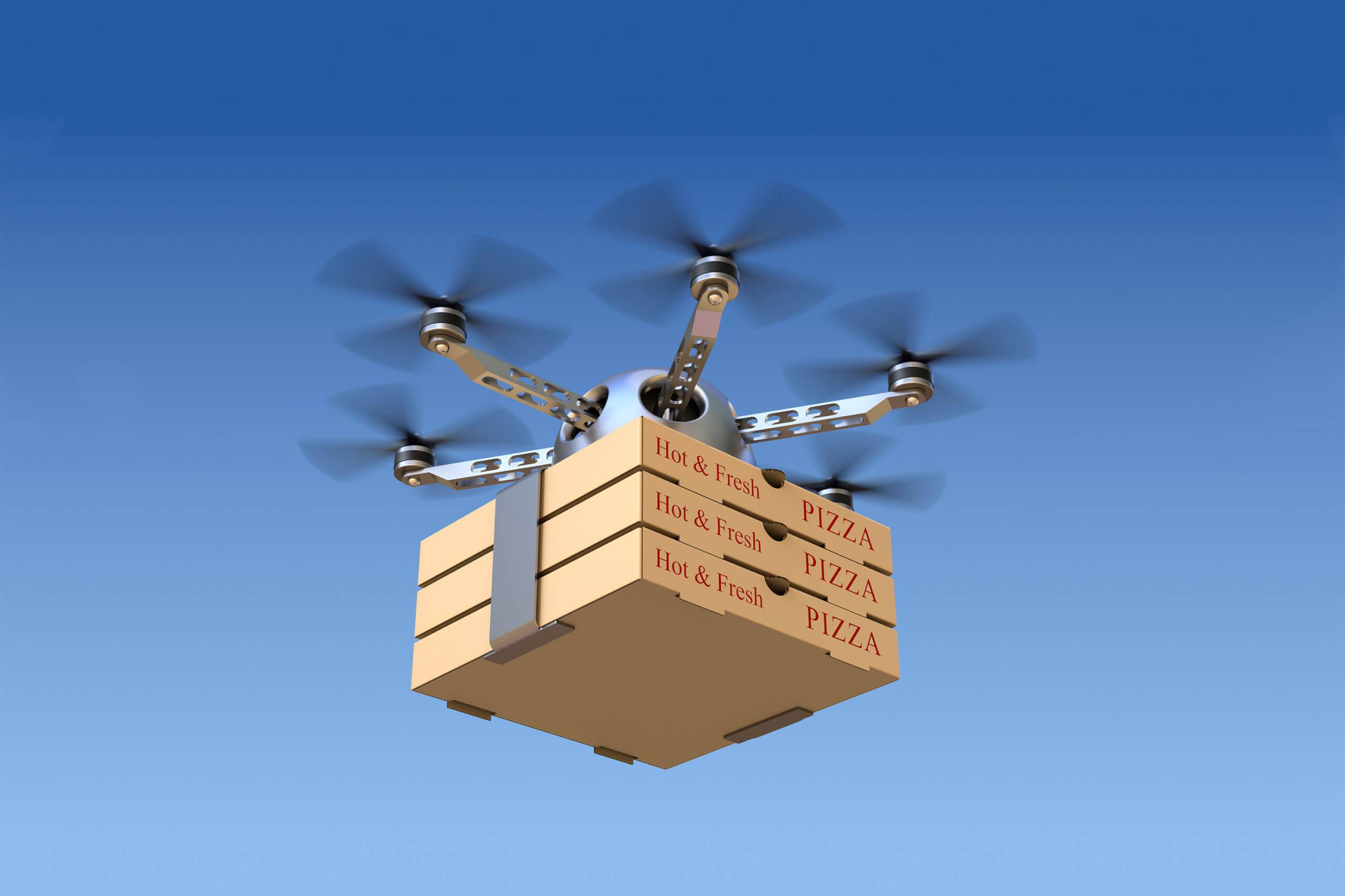 Uso de drones e suas aplicações