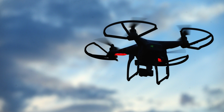 Regras para voar com drones