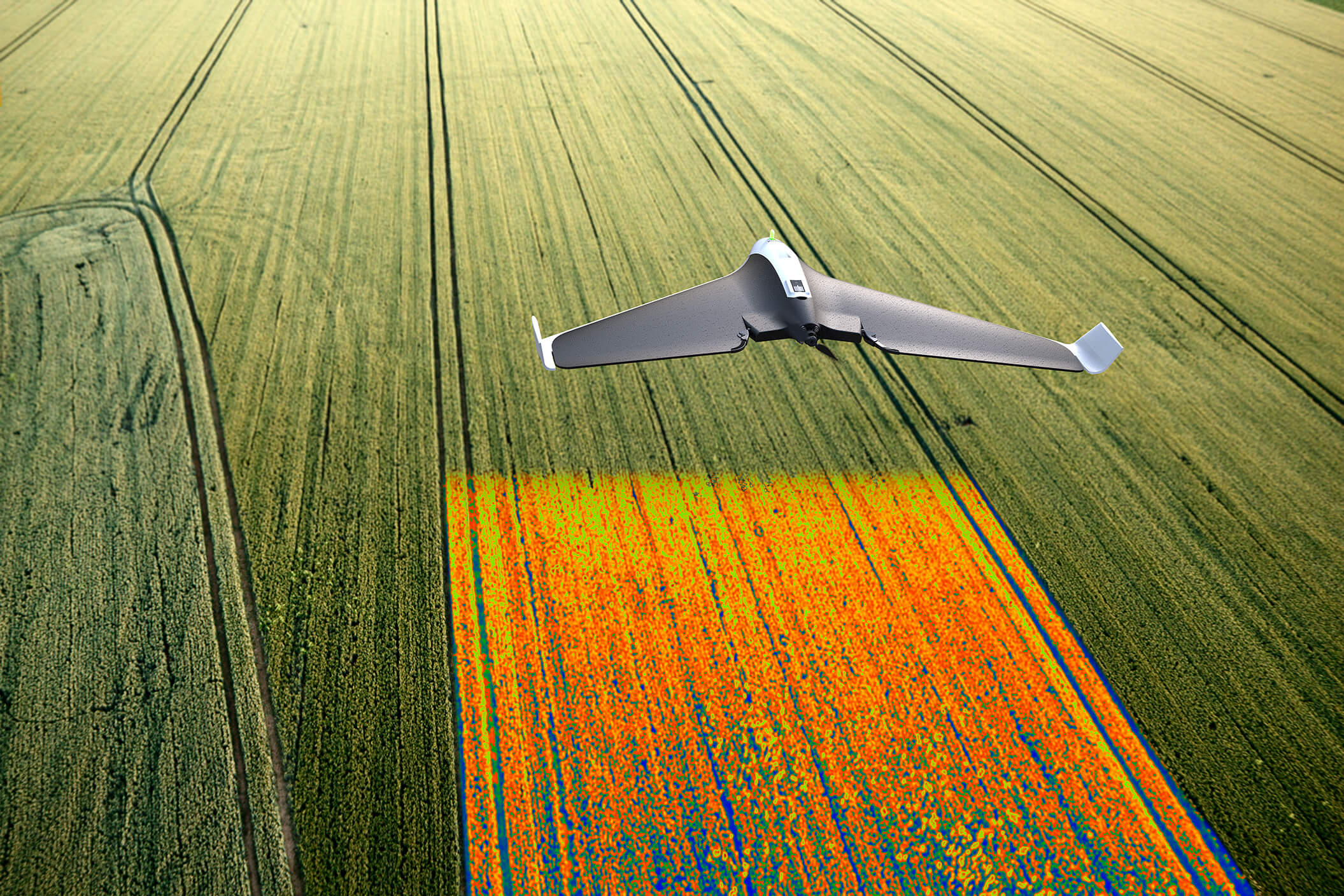 Melhores drones agricultura
