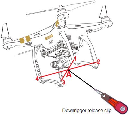Como pescar com drone
