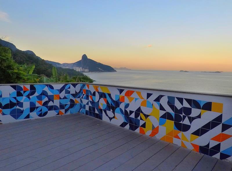 Onde pilotar drone no Rio de Janeiro? Mirante do Joá