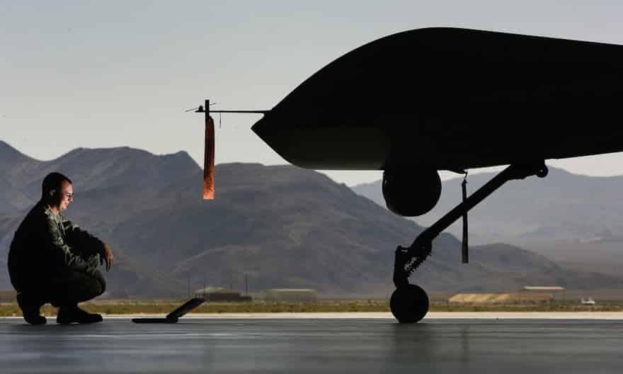 Drones para matar