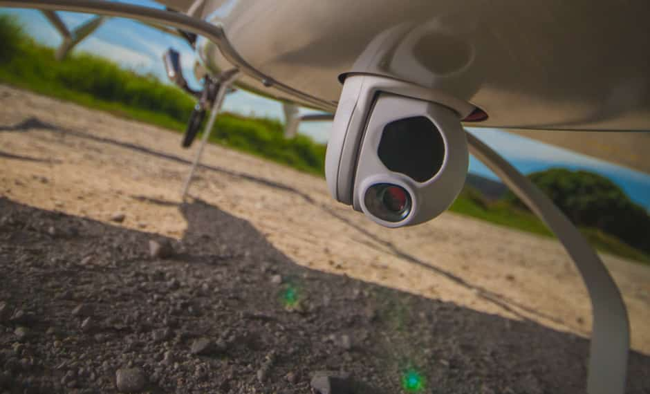 Drone para monitoramento