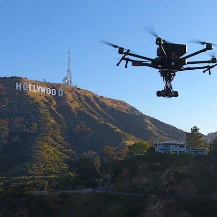 Filmes com drones