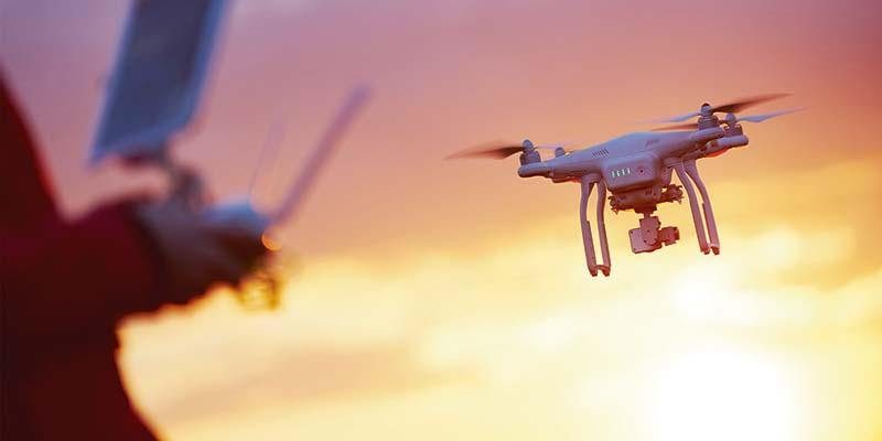 O que é drone