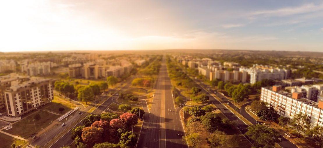 Onde pilotar drone em Brasília