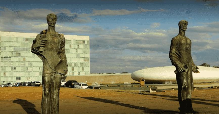 Onde voar com drone em Brasília