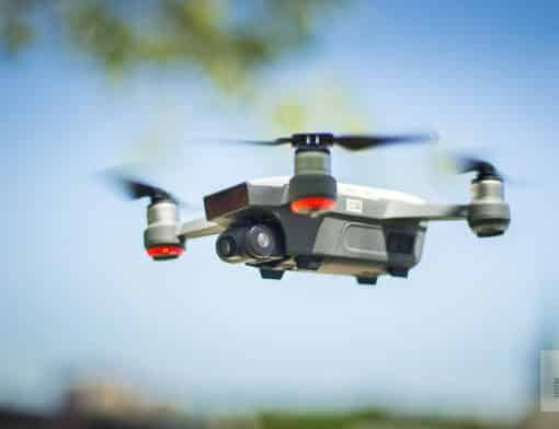 review drone dji spark é bom?