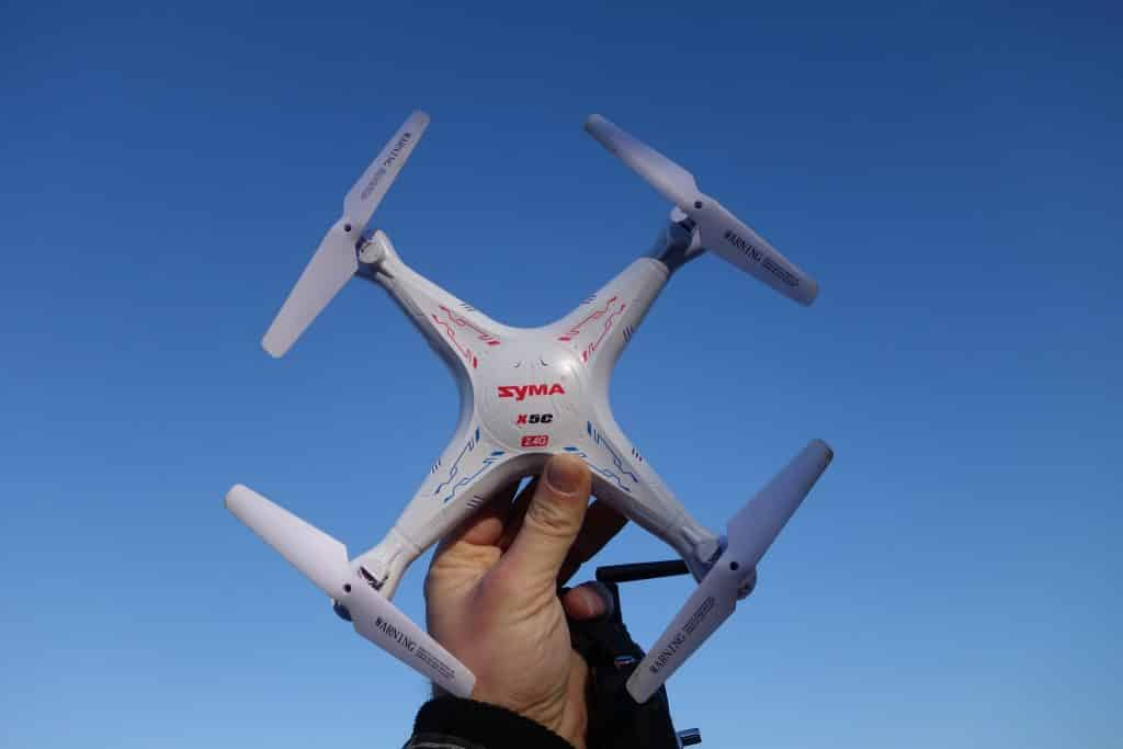 Review Drone Syma X5C